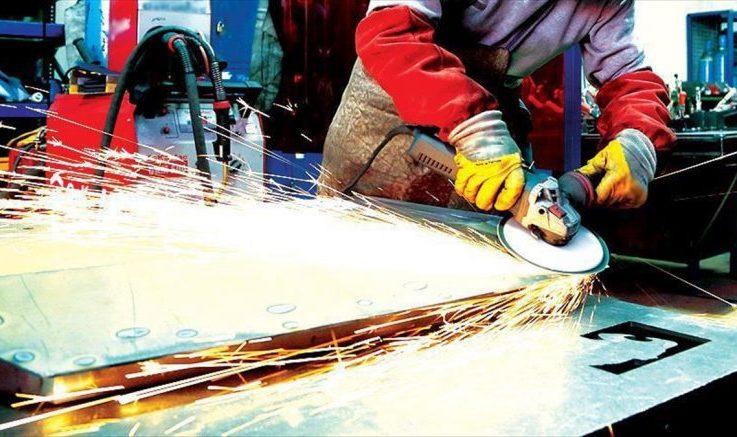 Sanayi sektöründe ciro yüzde 1,7 azaldı