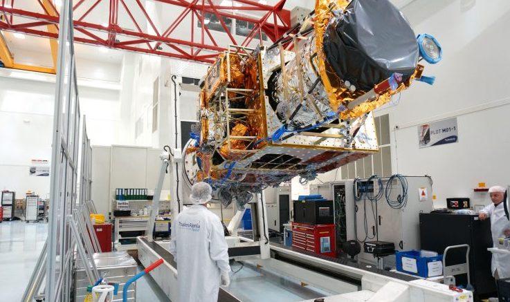 Yüksek çözünürlüklü uydu görüntüsü sağlayacak GÖKTÜRK-1 uydusu fırlatıldı