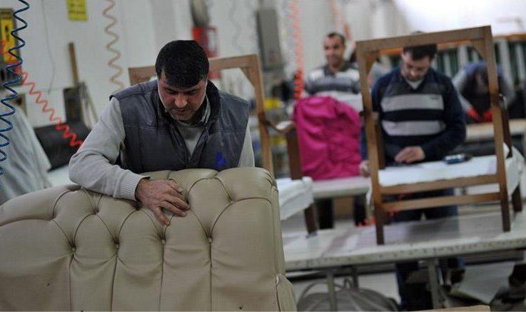 """Bakan Ağbal'dan mobilyacıları umutlandıran """"KDV indirimi"""" açıklaması…"""