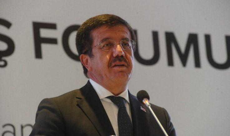 """Bakan Zeybekci: """"Körfez İşbirliği Konseyi içerisinde yer almak istiyoruz"""""""