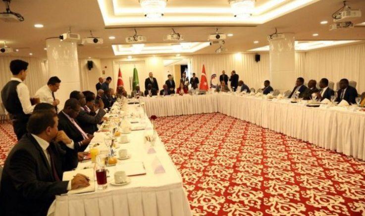 Türkiye, Afrika Ekonomik İş Birliği Konferansı Ankara'da yapılacak