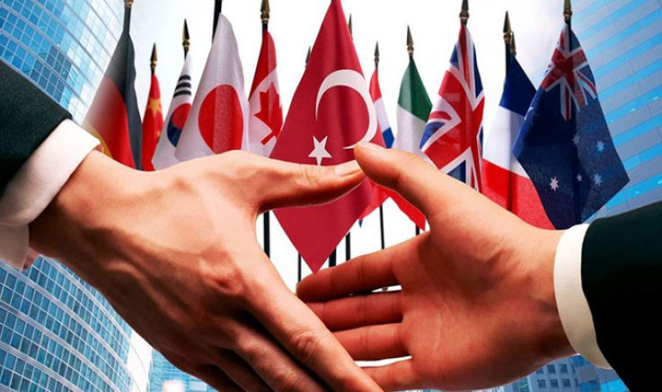 Dış ticaret açığı yüzde 93,8 azaldı