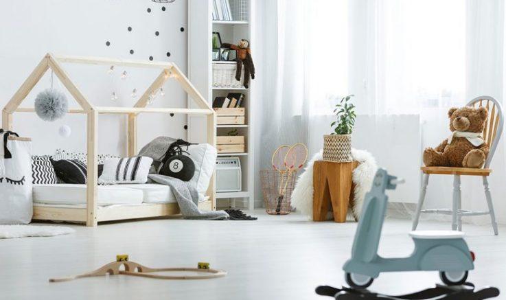 Bebek mobilyalarındaki pazar, nüfus artışıyla birlikte büyüyor
