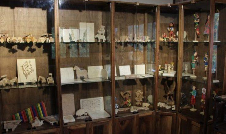 """Türkiye'nin ilk """"Ekolojik Ahşap Oyuncak Müzesi"""" Eylül'de açılıyor"""