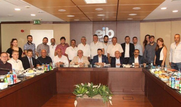İzmir, Mobilya Organize Sanayi Bölgesine kavuşuyor