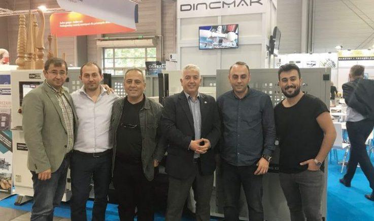 AİMSAD, DREMA 2018 Fuarı'nda ziyaretçilere sektörü tanıttı