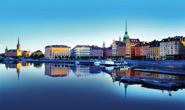Ladin ve çam ormanları ile kaplı bir cennet: İsveç