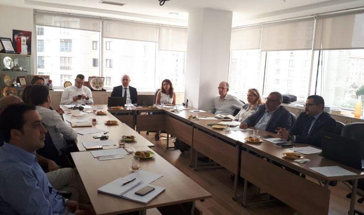 MAKFED'in 14. genel sekreterler toplantısında sektörün gündemi değerlendirildi