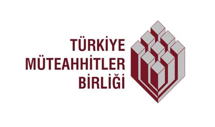 """Türkiye Müteahhitler Birliği, 2019 yılı 3. çeyrek makro ekonomik veriler ve yorumların yer aldığı """"Kapsamlı İnşaat Sektörü Analizi'ni açıkladı"""